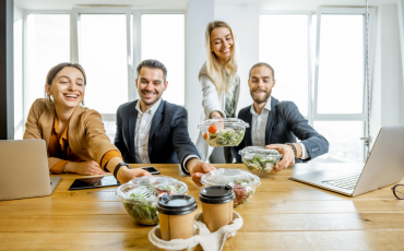 How To Plan Your First Office Catering Budget
