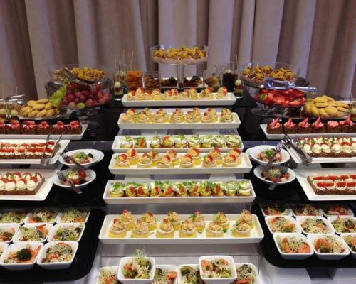 aliments de learnel event catering davenport