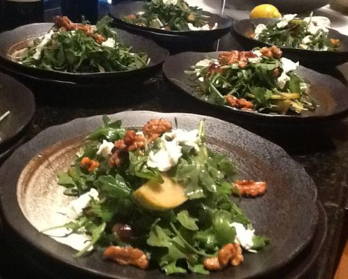 american healthy salad platters corporate catering ideas