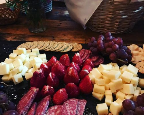 appetizer platter meat trays catering