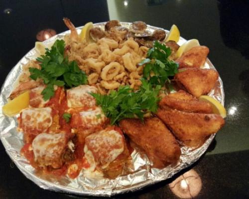 appetizer platter social event catering Davie
