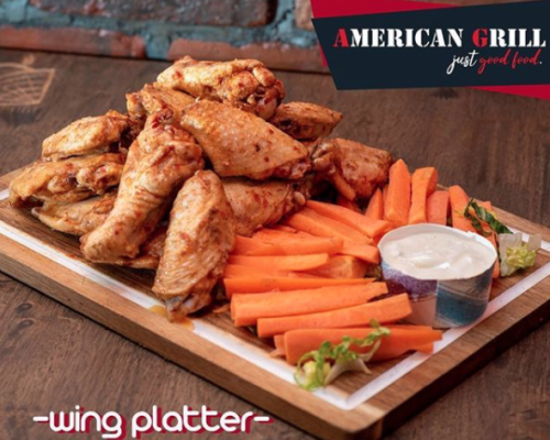 bbq barbeque platter american social event catering bronx