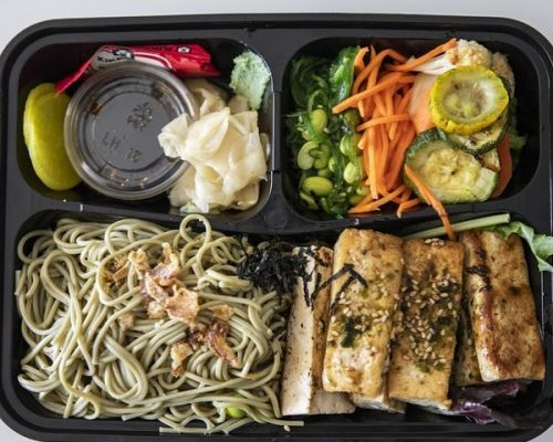 bento box catering hayward boxed lunches