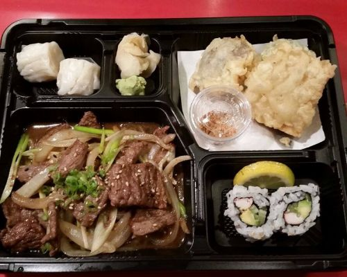 bento box catering office lunch delivery pa