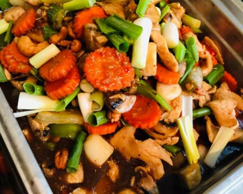 best asian catering food thai
