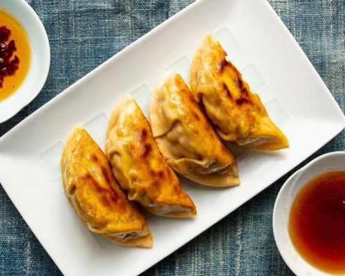 best asian dumpling manhattan office catering new york