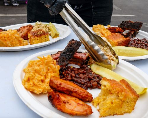 high protein foods catering