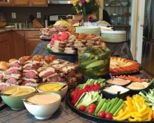 best catering service washington dc bethesda