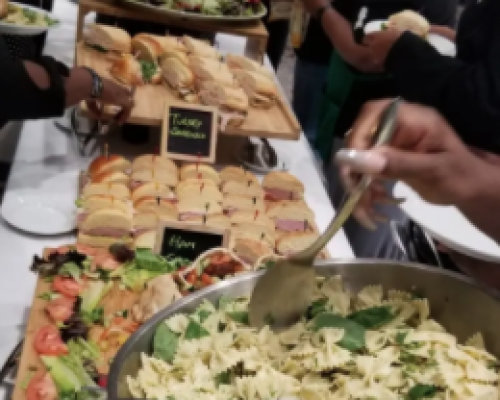 best corporate catering services wilmington caterers