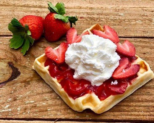 best dessert waffle birthday party caterer richardson