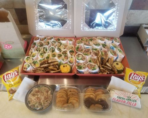 best grab go party catering mediterranean cuisine