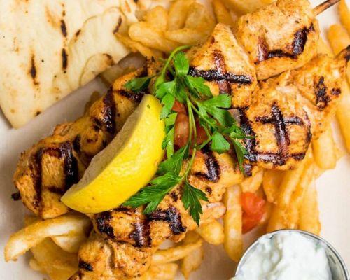 greek healthy ingredients food