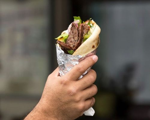 best greek gyro to go meals