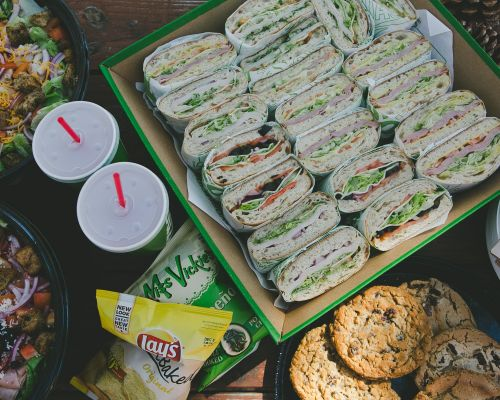 best houston catering event