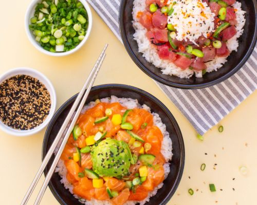 best japenese catering food