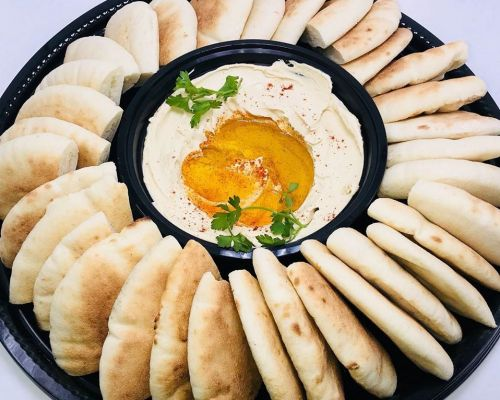 best mediterranean catering service san francisco food platter
