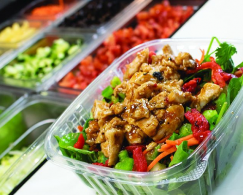 best mediterranean office meal box order corporate catering