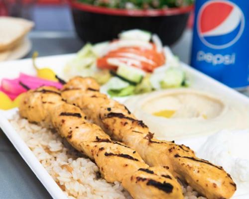 best middle eastern mediterranean catering