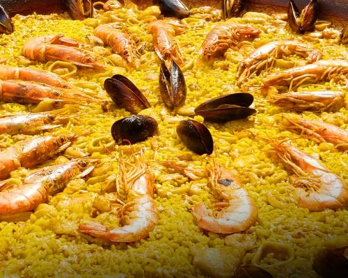 best paella catering dallas