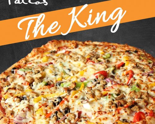 palio's king pizza