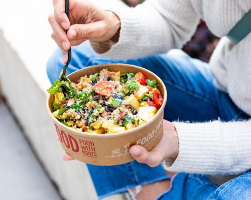 best salad caterers healthy meals