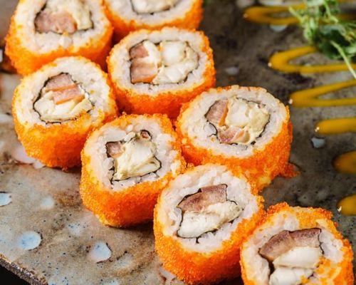 best sushi miami cater
