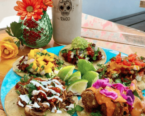 best taco mexican office catering