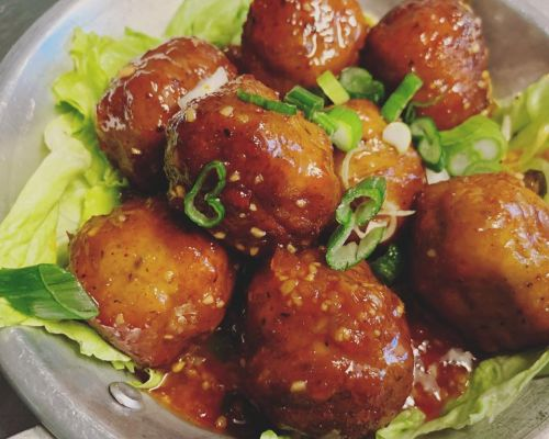 best thai food catering