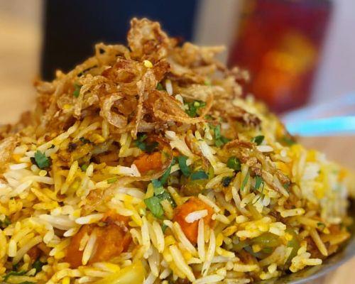 biryani catering orlando delivery