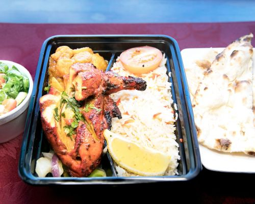 boxed indian catering packeges