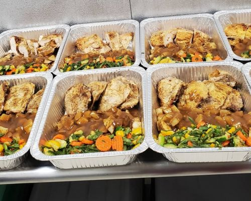 boxed lunch office catering cincinnati