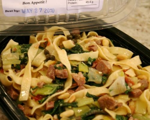boxed meals buciness catering san francisco team lunch order