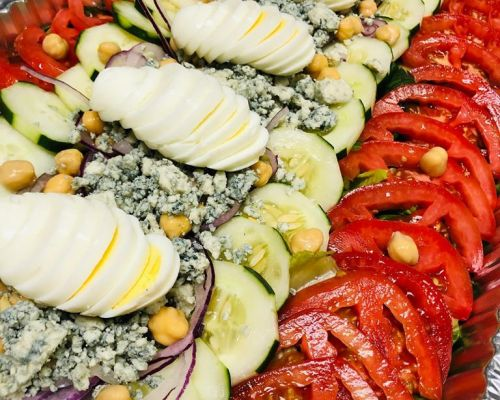 boxed meals company lunch order buffet style catering davie