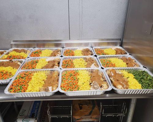 boxed meals corporate catering cincinnati