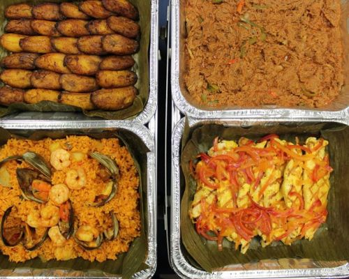 boxed meals corporate catering individually packed jersey city
