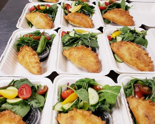 boxed meals individually packed catering