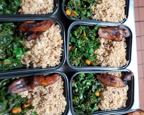 boxed meals individually packed healthy meal plans corporate business catering brooklyn
