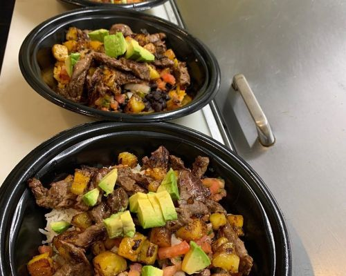 boxed meals mexican office catering team lunch order orlando