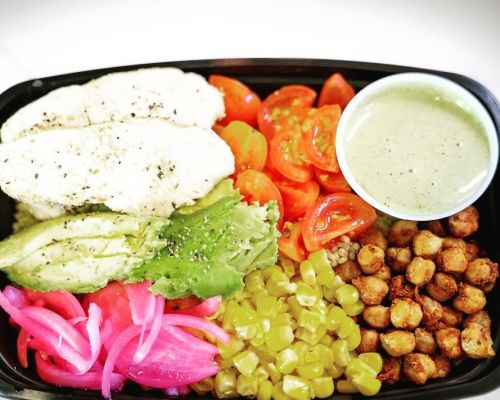 boxed meals catering