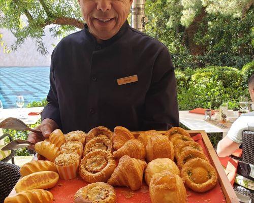 bread platter caribbean catering homestead