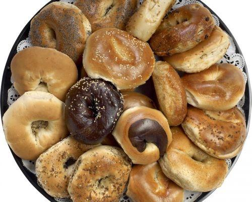 breakfast catering bagel platter bethesda