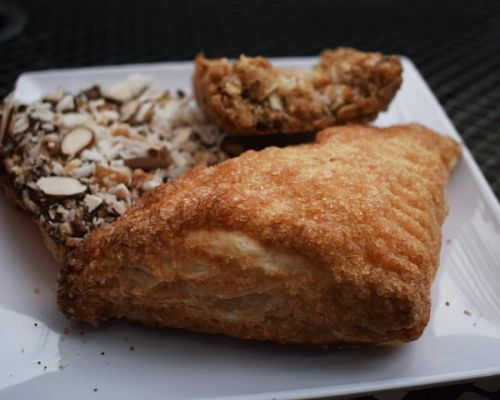 breakfast catering pastry platter