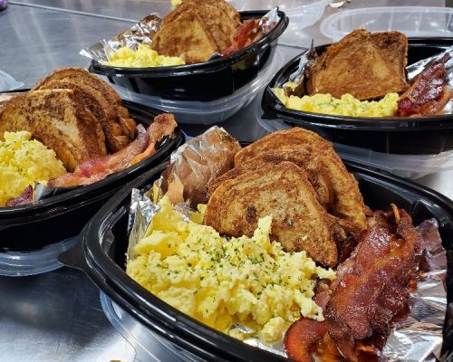 breakfast catering corporate caterers charlotte