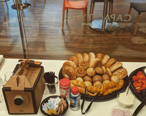 breakfast catering packages