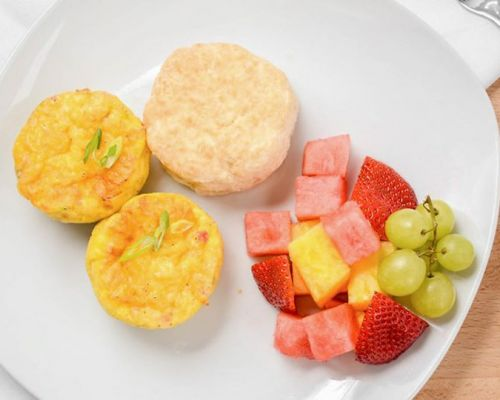 breakfast catering service business caterer office snack order hawthorne