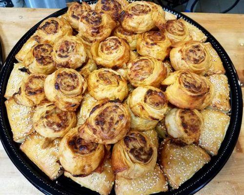 breakfast platter office catering san francisco caterer