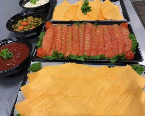 buffet business mexican catering
