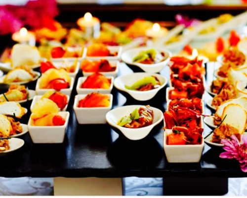 buffet catering corporate caterers los angeles