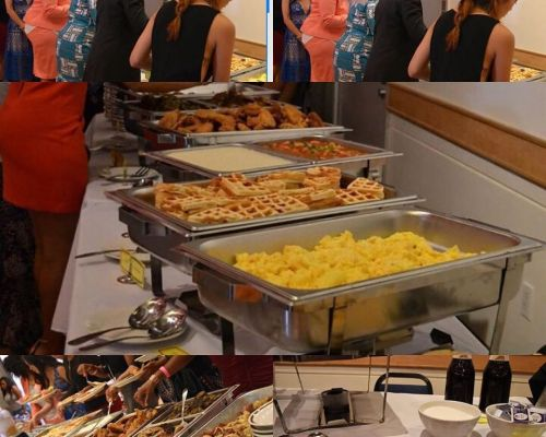 buffet catering event office corporate