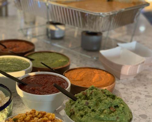 buffet office event catering sarasota